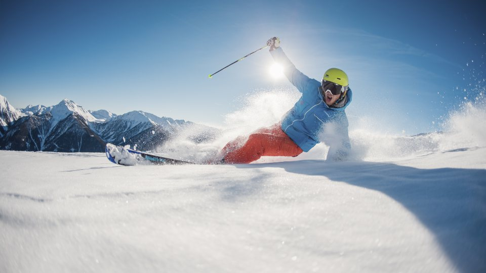 Skiing without borders